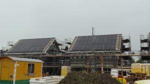Indak GSE zonnepanelen systeem