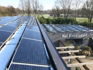 SolarWatt glas als zonnepanelen
