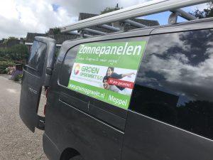 Zonnepanelen van GroenOpgewekt 5.0 uit Meppel.