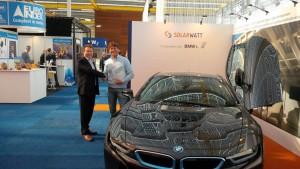 GroenOpgewekt 5.0 gecertificeerd dealer BMW carport.