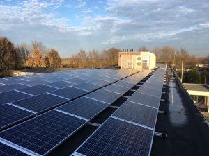 SolarWatt Glas-Glas zonnepanelen