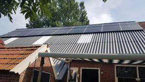 SolarWatt Glas-Glas HighPower PERC zonnepanelen - Kolham/ Groningen