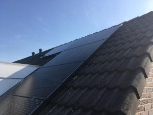 SolarWatt Glas-Glas PERC zonnepanelen in Meppel