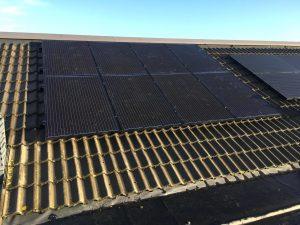 SolarWatt Glas-Glas zonnepanelen in Zwolle (Stadshagen) met SolarEdge omvormer