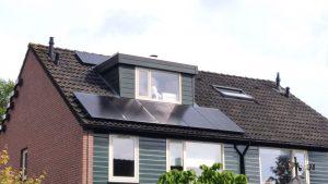 Zonnepanelen in Olst - SolarWatt Glas-Glas zonnepanelen PERC
