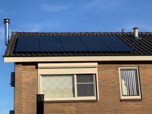 SolarWatt Glas-Glas zonnepanelen in Meppel