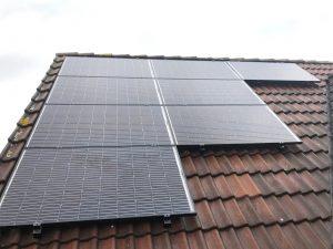 SolarWatt Glas-Glas zonnepanelen in Meppel met SolarEdge omvormer