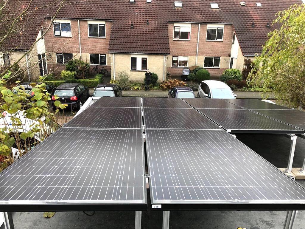 SolarWatt 60M PERC Glas-Glas zonnepanelen in Dalfsen