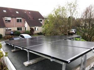 Zonnepanelen in Dalfsen