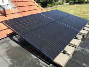 ValkSolar montage en bevestiging systeem voor zonnepanelen