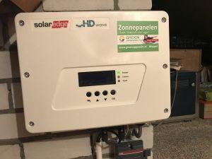 SolarEdge HD wave omvormer, de beste omvormer voor zonnepanelen