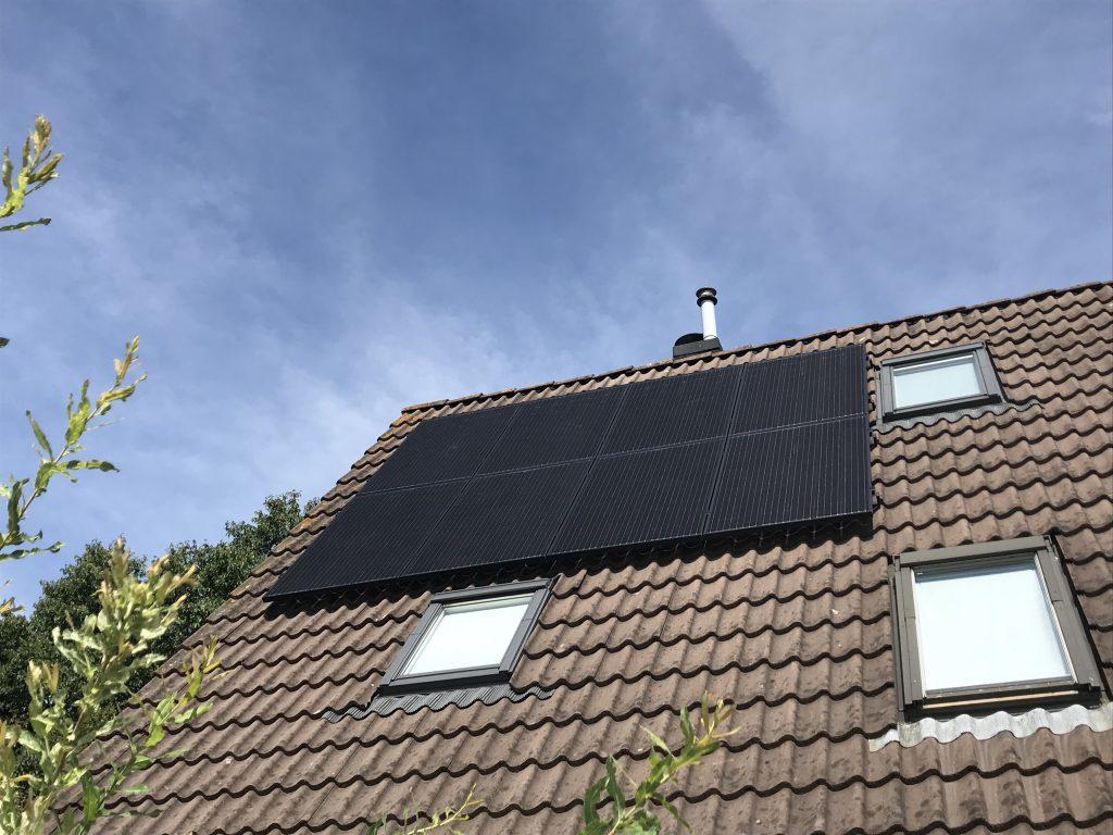 de beste zonnepanelen in Meppel van SolarWatt