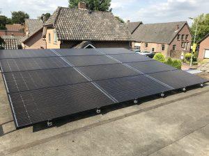 Zonnepanelen in Elspeet met een solaredge omvormer