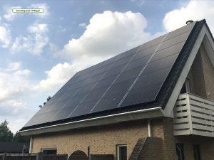 SolarWatt Zonnepanelen in tweede exloermond in de provincie drenthe