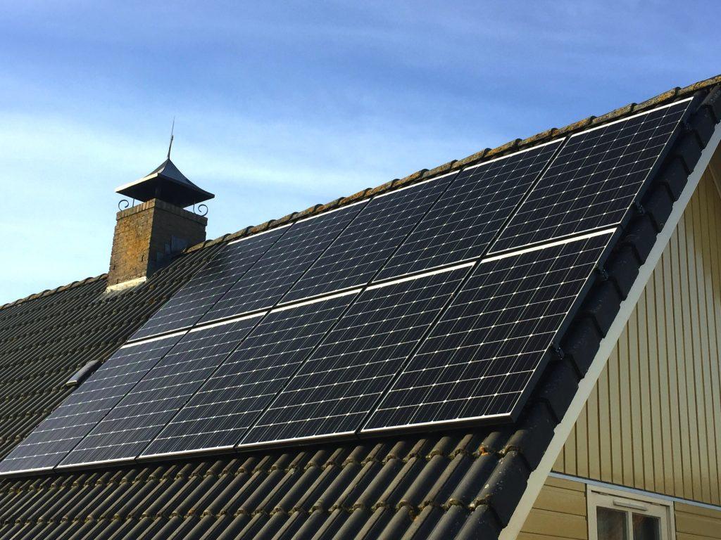 SolarWatt 60M HighPower Glas-Glas zonnepanelen