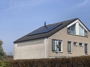 SolarWatt Glas-Glas zonnepanelen geplaatst in Meppel in de Oosterboer. De beste zonnepanelen in Meppel