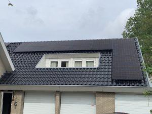 Zonnepanelen geplaatst in Marknesse Noordoostpolder - de beste zonnepanelen in de flevopolder komen van GroenOpgewekt 5.0 BV uit Meppel