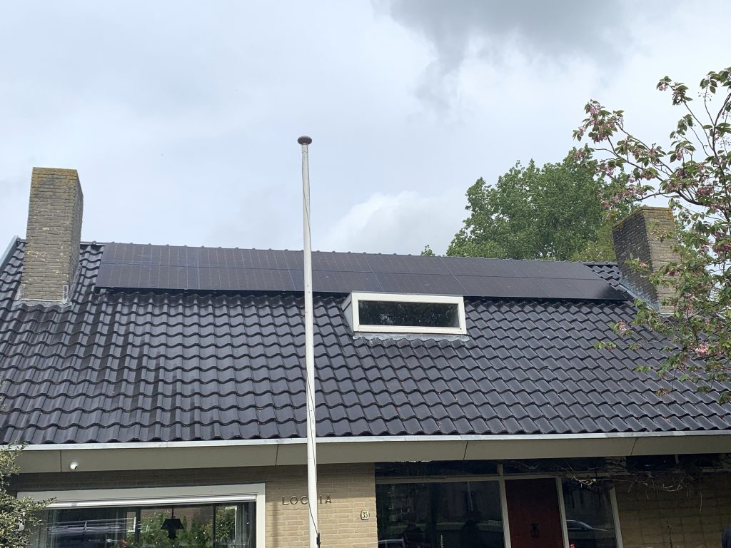 SolarWatt Glas-Glas BLACK in Noordoostpolder - flevoplolder