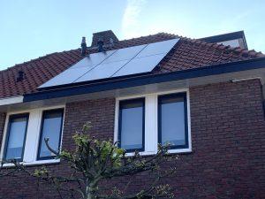 SolarWatt glas in Glas zonnepanelen in Hengelo en Almelo