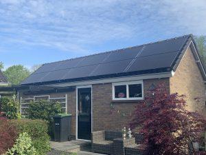 Zonnepanelen geplaatst in Tuk bij Steenwijk, de beste zonnepanelen uit Tuk en Steenwijk komen bij GroenOpgewekt 5.0 uit Meppel vandaan.