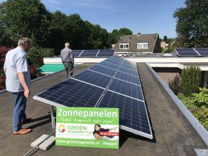 Energieneutrale woning in Musselkanaal met Zonnepanelen van GroenOpgewekt 5.0 uit Meppel.