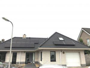 SolarWatt Style Glas-Glas zonnepanelen in Dalfsen, Zwolle en Meppel