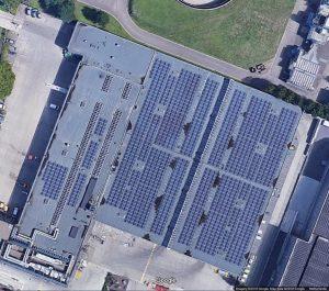 Dak legplan en kWh berekening