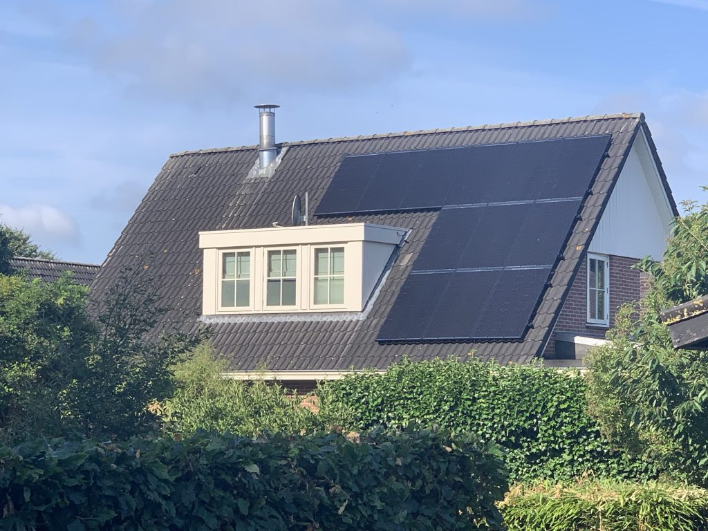 SolarWatt Glas-Glas zonnepanelen in drenthe te koop
