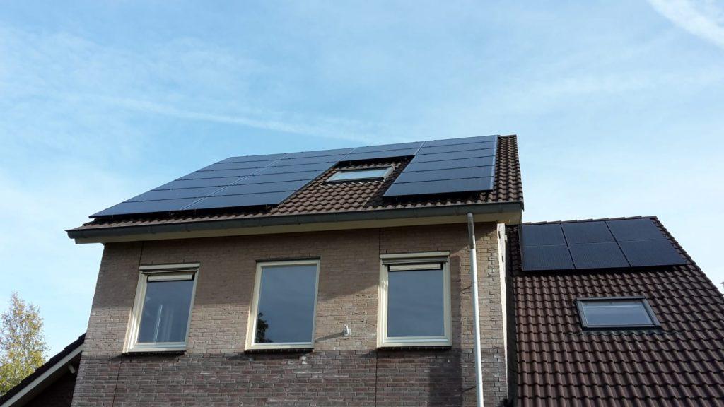 SolarWatt Glas-Glas PERC zonnepanelen in Meppel en Steenwijk