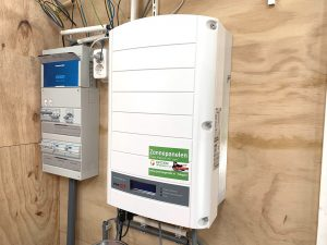 Solaredge omvormer kosten?