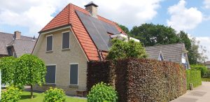 SolarWatt Glas-Glas zonnepanelen in Almelo met een Stecagrid - sma - solaredge omvormer