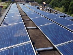 SolarWatt 60P Glas-Glas zonnepanelen.