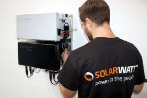 batterijopslag voor zonnepanelen
