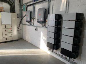 Myreserve batterij voor zonnepanelen