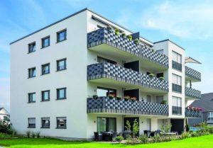 Betaalbare levensloopbestendige en energiezuinige appartementen.