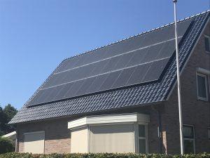 de beste SolarWatt Glas-Glas zonnepanelen