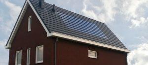 Indak zonnepanelen BIPV Exasun