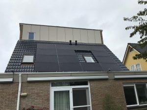 Exasun Glas-Glas zonnepanelen in Friesland, Drenthe en Overijssel