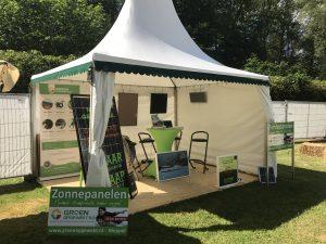 GroenOpgewekt 5.0 op de Summer Fair in Ommen