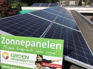 De Beste zonnepanelen in Nederland
