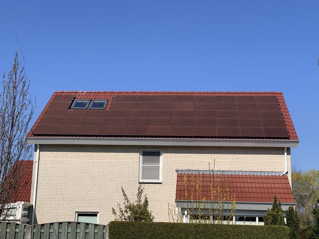 Exasun zonnepanelen, X-roof zonnepanelen,