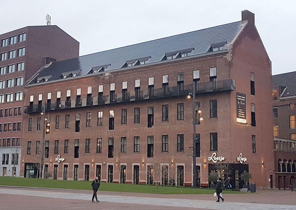 PTT gebouw Rotterdam