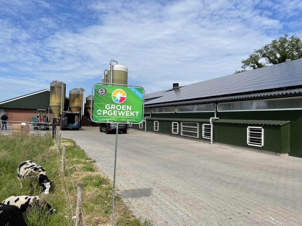 Solarwatt zonnepanelen geplaatst in Haaksbergen en Hengevelde